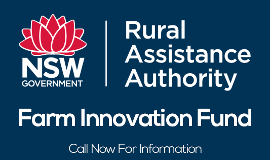 Call now for more information on the RAA farm innovation fund