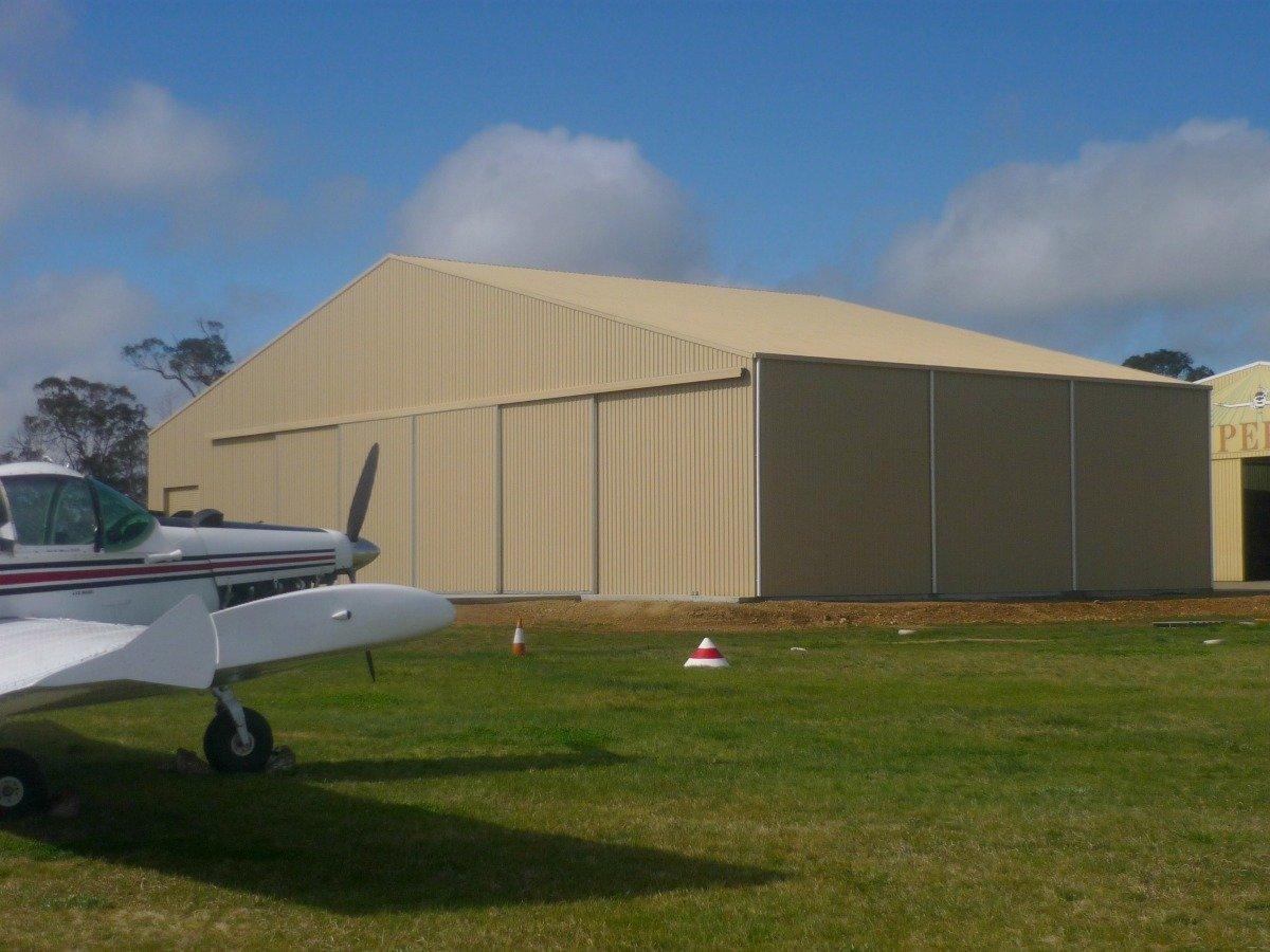 Own or lease an aircraft hangar in Australia?