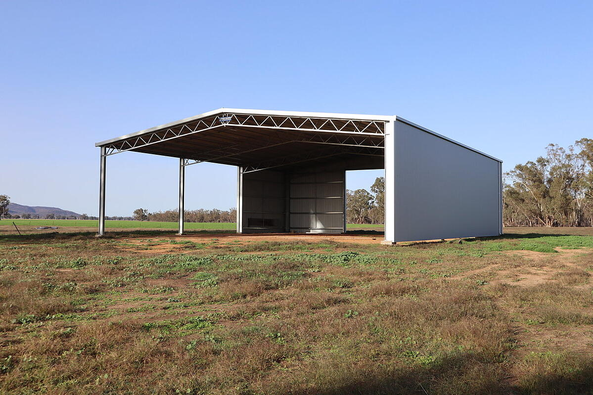 What you need to know when building a farm shed in Australia