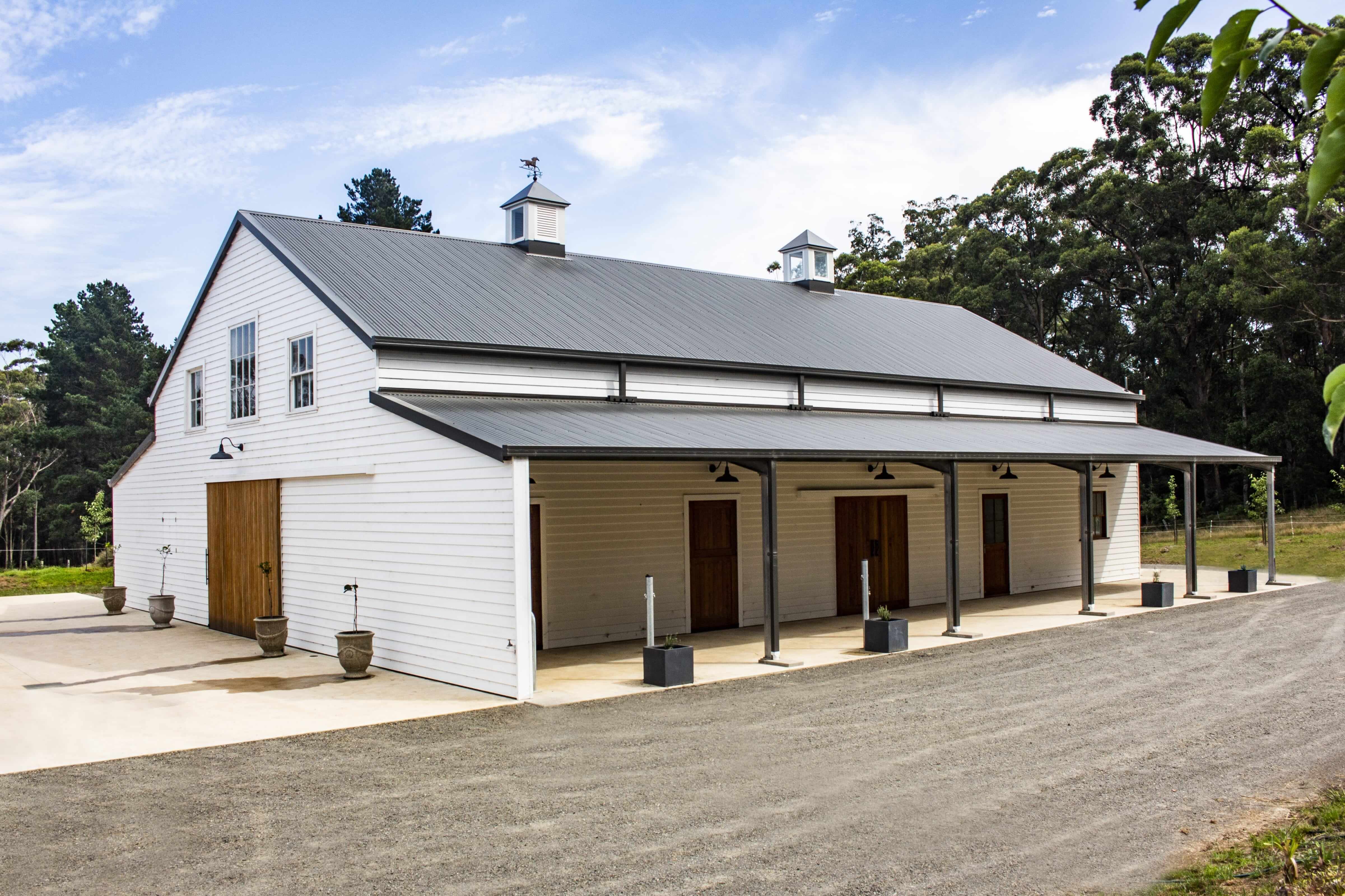 Horse Stables Inspiration