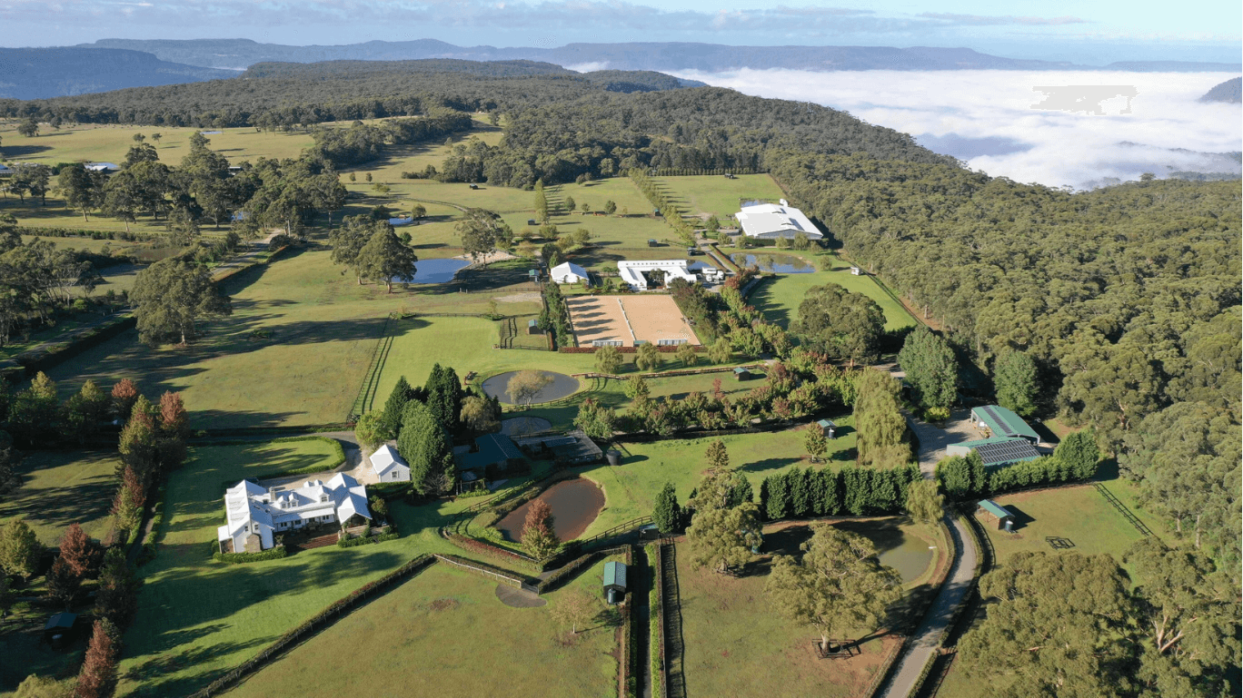 Wallaby Hill Farm, Robertson, Southern Highlands, NSW