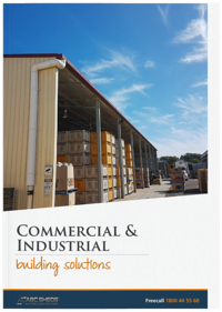 ABC Sheds commercial and industrial brochure