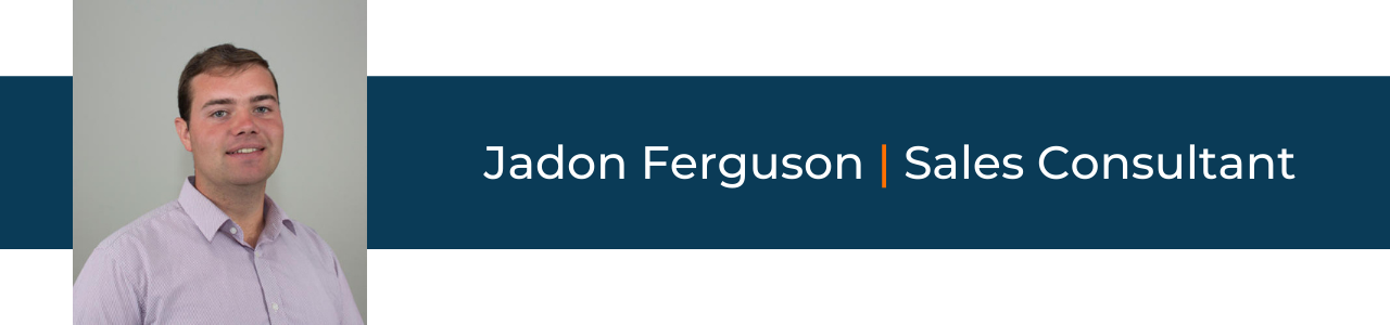 Jadon Ferguson | Sales Consultant
