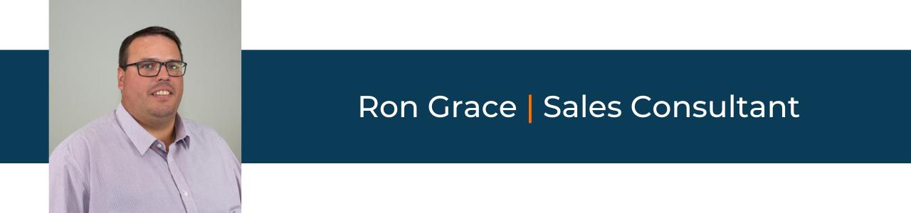 Ron Grace | Sales Consultant