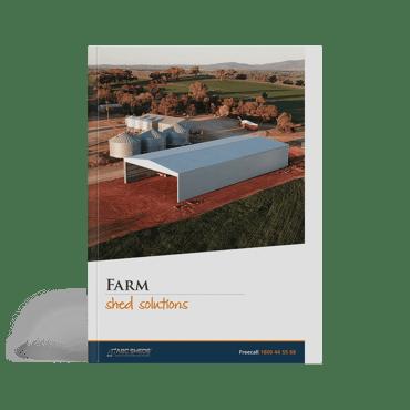 ABC Sheds farm shed brochure