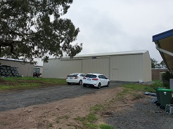 Workshop supplied by ABC Sheds in Goulburn NSW