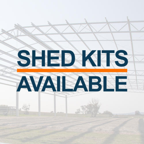 Shed Kits Available