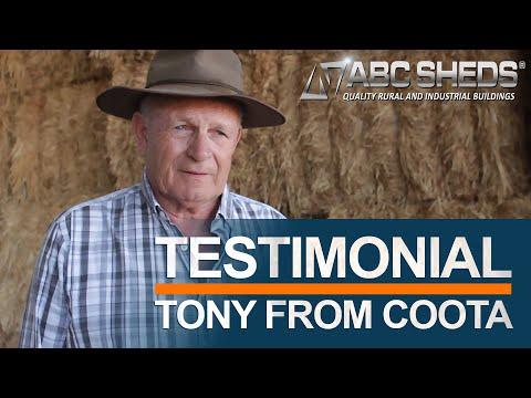 TESTIMONIAL | TONY TAX
