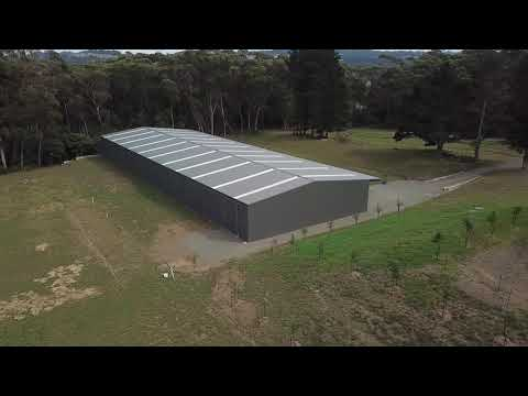 Equestrian shed - ABC Sheds