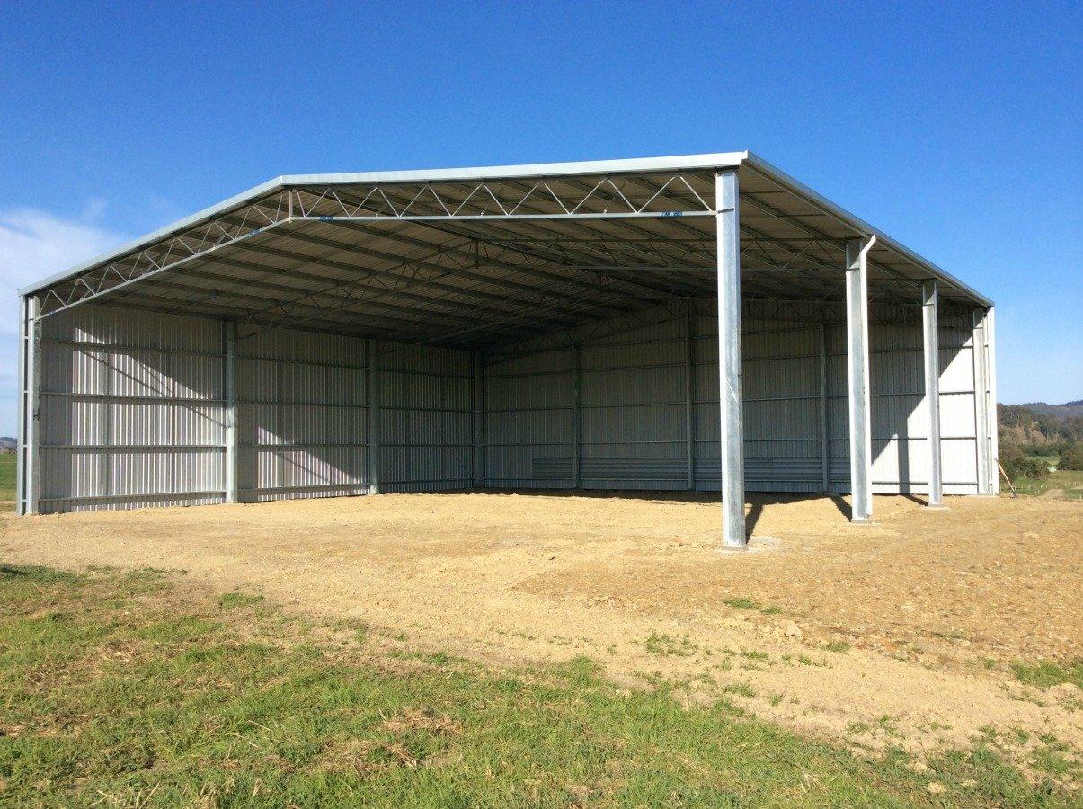 Hay shed - Allison