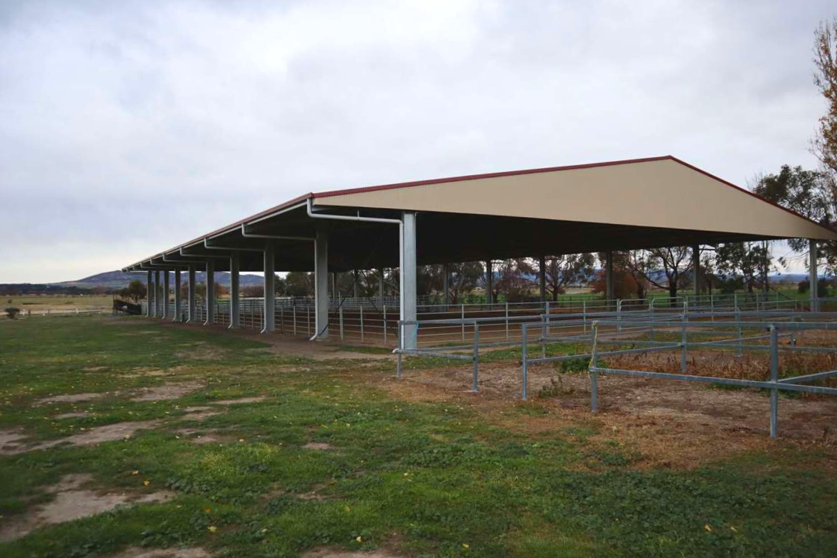 Arena cover Bungendore NSW