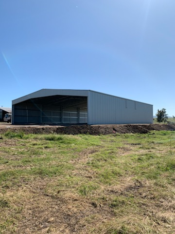 ABC Sheds Hay shed in Merriwa