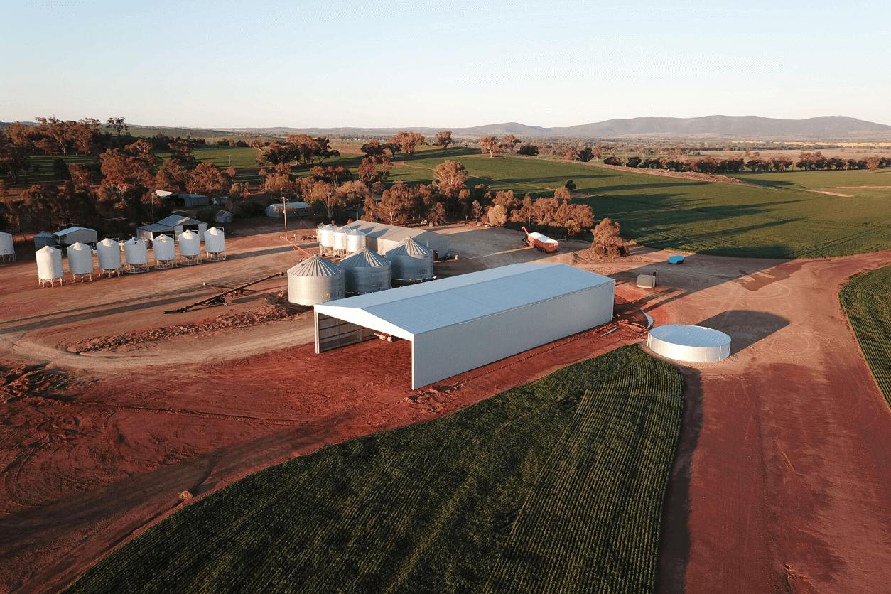 ABC Sheds farm shed