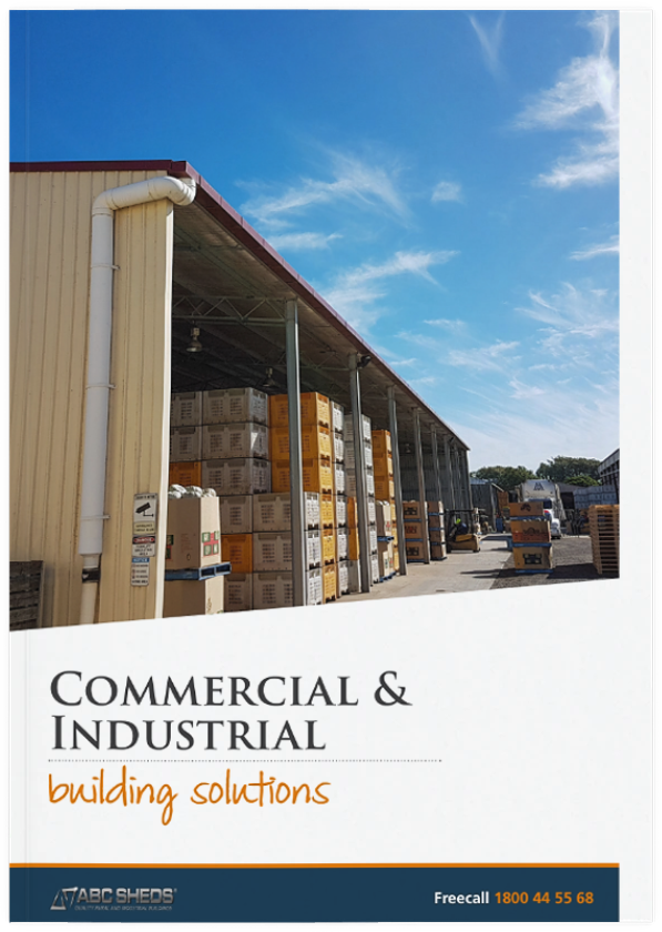 ABC Sheds commercial and industrial buildings
