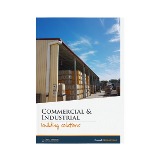 Get information on ABC Sheds commercial and industrial buildings