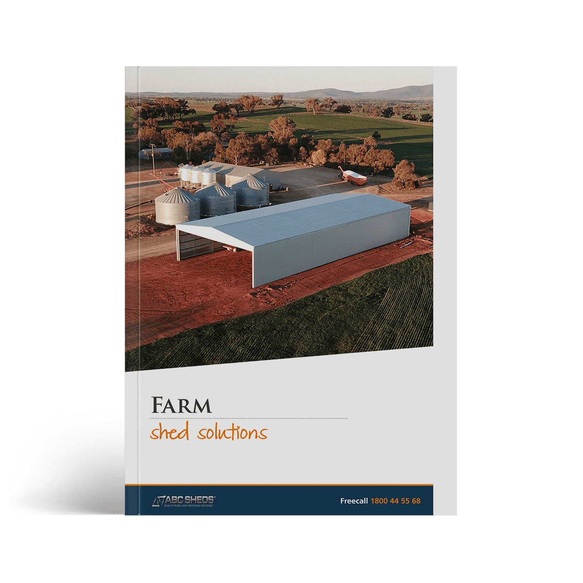 ABC Sheds farm sheds brochure
